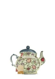 Sublime a Little Teapot Makeup Bag | Mod Retro Vintage Bath | ModCloth.com
