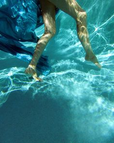 Photography / Erotic Photography -  Underwater Dance - Underwater Photography Wall Art