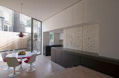 Rear Window House - London, UK :: Projects :: Delvendahl Martin Architects