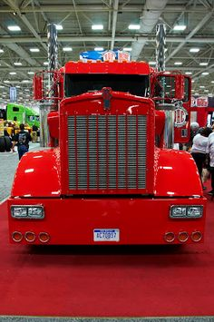 The Great American Trucking Show 2012, Dallas.