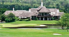 Leopard Creek Golf Course : The Best South Africa Golf Course (Picture)