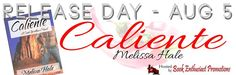 Renee Entress's Blog: [Release Day Event & Giveaway] Caliente by Melissa... http://reneeentress.blogspot.com/2014/08/release-day-event-giveaway-caliente-by.html