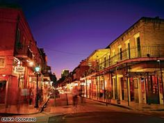 New Orleans. Spring 2013 Vay-Cay.