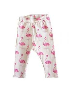 Legging Flamingo #babybroekjes #baby #kids #handmade #design #kidsclothes #kinderkleren #newborn #DIY #babyboy #babygirl