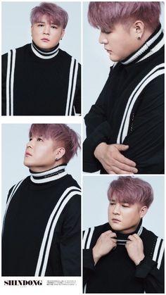"""Wallpaper/ Lockscreen Edited by: cyndimiracles Photo Cr: suju_time Donghae, Siwon, Leeteuk, Heechul, Super Junior, How Ya Doin, Last Man Standing, Kdrama Actors, South Korean Boy Band"
