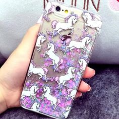 One day ship unicorn iphone 6/6s case Welcome to our dollhouse! Let's shop together dolls❤ If you have any questions, feel free to email us at trendingxxx@gmail.com.  ❤Design: Unicorn waterfall glitter  ❤Material:  plastic hardcover  ❤Color: Silver ❤Available for iPhone 6/6S  ❤Condition: 100% Brand New ❤NON BRANDED ❤Shipment time: buy today and we send tomorrow!! Visit us at www.hashtagtrending.storenvy.com free phone case of your choice with every $30 purchase Tops Blouses