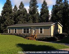 25 Best Manufactured Homes images in 2017 | Fleetwood homes, Floor