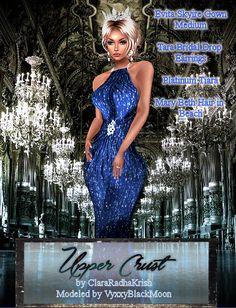 IMVU - IMVU Fashion - Catalog - Gown - Creator - ClaraRadhaKrish