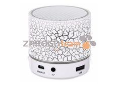 NEW: Stylish LED bluetooth speaker. Bluetooth, Usb, Stylish