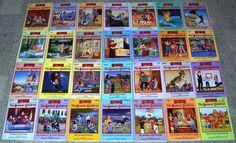 THE BOXCAR CHILDREN Series by Gertrude Chandler Warner