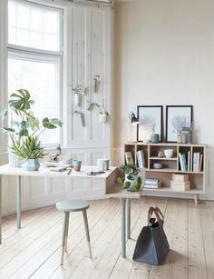 Soft and Light Hübsch Collection