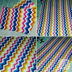 tığ işi bebek battaniyesi modelleri mi arıyorsunuz? bu örnekler bir harika. bol bol fotoğraf ve anlatım bilgisi 10marifet.org'da. hadi beraber örelim hanımlar...