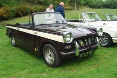 Triumph Herald Convertible 1200