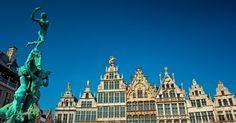 Citytrip 2 nachten*** Antwerpen in het diamenten centrum slechts €69 met ontbijt
