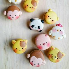 Animal Macarons That Are Too Adorable To Pig Out On