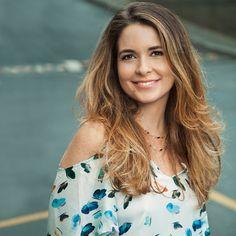 Cláudia Abreu linda na QUEM dessa semana