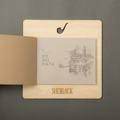 Sherlock Easy Bar Menu by Grafix Design Studio