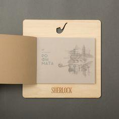 Sherlock Easy Bar Menu by Grafix Design Studio Restaurant Menu Card, Restaurant Identity, Restaurant Menu Design, Cafe Menu Design, Menu Card Design, Juice Bar Menu, Easy Bar, Cocktail Book, Menu Cards