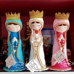Posts tagged as - Instatools Crochet Ornaments, Crochet Snowflakes, Diy Bottle, Bottle Crafts, Crochet Dolls, Knit Crochet, Madonna, Door Hanging Decorations, Crochet Projects