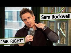 "Sam Rockwell on ""MR. RIGHT"" [Movie Interview] 