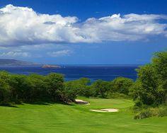 Makena Beach & Golf Resort. Maui, Hawaii.