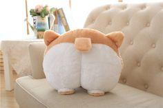 Corgi Butt Pillow
