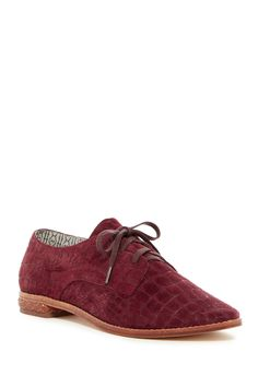Langley Croc-Embossed Oxford by Matt Bernson on @nordstrom_rack