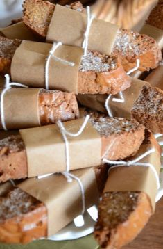 OH YUMMY!Need a little something sweet with your coffee or tea? Give CINNAMON TOAST BISCOTTI a try. They are delicious and cinnamony….and a grown up version of the cinnamon toast my mom used to make! Biscotti Cookies, Almond Cookies, Chocolate Cookies, Cookie Desserts, Just Desserts, Cookie Recipes, Tea Cakes, Dessert Crepes, Herbs