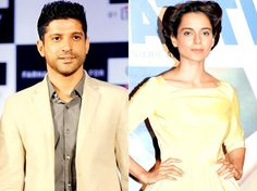 Farhan Akhtar and Kangana RanautThe makers of Farhan Akhtar-starrer Lucknow Central have lastly zeroed in on a launch date for the movie, which is able to now lock horns with Kangana Ranaut's Simran on September 15.   #'American