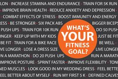 What's your Fitness Goal? www.just4youwellness.com