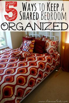 Master Bedroom Organization Pinterest
