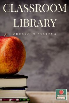 How do you make sure that your classroom library books (many items that you have found and paid for with your own cash) are returned and in one piece? Library Checkout System, Classroom Library Checkout, Class Library, Classroom Freebies, Special Education Classroom, Classroom Ideas, Library Books, Classroom Libraries, Classroom Supplies