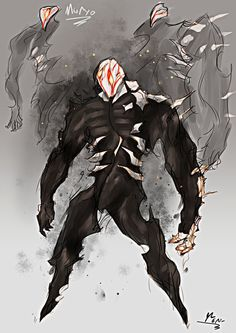 (y/n) (l/n) aka 'the Grimm god' is a dangerous enemy towards all known kingdoms of remnant, for centuries ozpin tried to defeat (y/n) but it was never successfully. Until someone betrays him Monster Concept Art, Fantasy Monster, Monster Art, Character Concept, Character Art, Character Design, Dark Souls, Digimon, Rwby Grimm