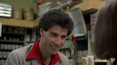 Fiebre del sábado noche - John Travolta icono de los 80