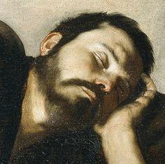 Jusepe de Ribera Jacob's Dream · Detail (1639) Museo del Prado, Madrid