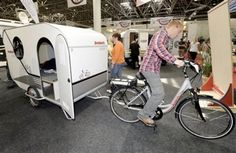 Bicycle Campers: The Ultimate Way To Travel Light