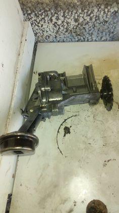 Nissan NV200 1.5 Dci Oil Pump 8200307174