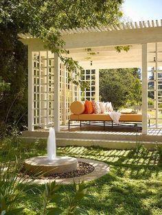 nice 16 Marvelous Pergola for Outdoor Design Ideas