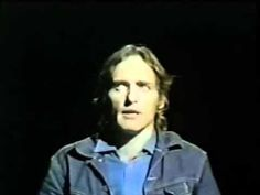 """""""If,"""" by Rudyard Kipling as read by Dennis Hopper on the Johnny Cash Show, 1976  **This reading has been playing in my head for weeks, it is simply beautiful**"""