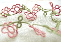 daisy chain from the occasional crafter