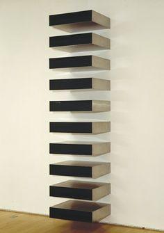Donald Judd @S. C. Studio NYC #saltstudionyc #saltstudioslc