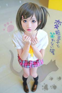 Hentai Ouji To Warawanai Neko Tsutsukakushi Tsukiko Cosplay http://www.trustedeal.com/hentai-ouji-to-warawanai-neko-tsutsukakushi-tsukiko-white-and-red-cosplay-htjz-20.html