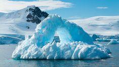 Antarctica, 5k, 4k wallpaper, 8k, iceberg, north, winter (horizontal)