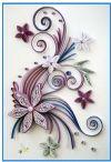 kağıt telkari sanatı nasıl yapılır, kağıt telkari yapımı,