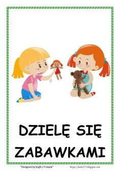 BLOG EDUKACYJNY DLA DZIECI Learn Polish, Planer, Montessori, Back To School, Kindergarten, Crafts For Kids, Preschool, Family Guy, Classroom
