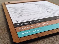 Wood board for support and 3 categories. This would work well for a burger joint You are in the right place about Restaurant management Here we offer you the most beautiful pictures about the Restaura Drink Menu Design, Cafe Menu Design, Restaurant Menu Design, Restaurant Branding, Menu Board Design, Restaurant Bar, Speisenkarten Designs, Carta Restaurant, Chinese Restaurant