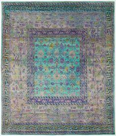"""Aquasilk 8'10""""x10'5"""": - ABC Carpet & Home    RUG"""