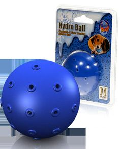 The Best Summer Dog Toys...Stella needs the Hydro Ball. Shoots water each time they bite it.