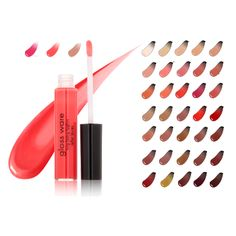 Lip Gloss, by Purely Pro Cosmetics. Give your lips extreme shine with 38 shades and a stay-put application. Enriched with Vitamin E and subtle vanilla fragrance. Free shipping.