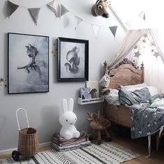 s rooms leah girl room decor and id Cozy Bedroom, Girls Bedroom, Kids Room Design, Little Girl Rooms, Kid Spaces, Kids Decor, Kids House, Room Inspiration, Room Decor